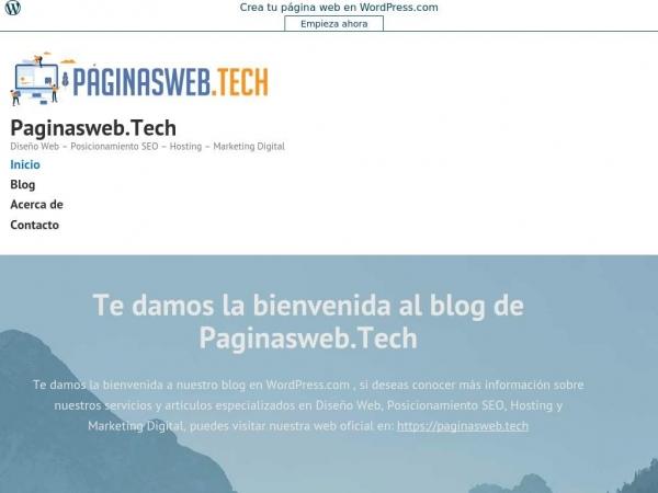 paginaswebtech.wordpress.com